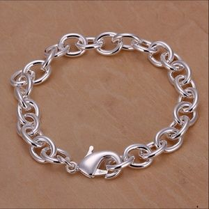 Jewelry - Sterling Silver Classic Chain Bracelet Unisex